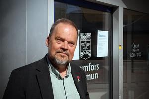 Kommunalråd Jan Sahlén (S).