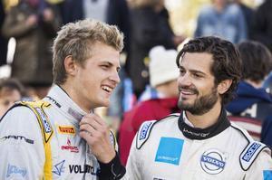 Marcus Ericsson går mot sitt livs äventyr när han nu får köra F1.