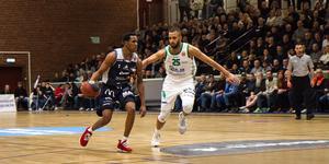 CJ Jacksons och hans Köping Stars åkte på lagets blott andra förlust för säsongen.