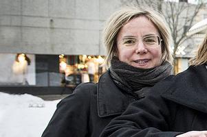 Åsa Ehn Hillberg, projektledare vid Karavan Landskapsarkitekter vill inte kommentera turerna kring Brotorget. /Arkivbild