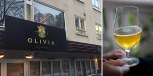 Integma AB har beviljats serveringstillstånd i Olivias lokaler.