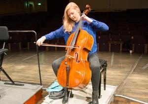 Kammarmusik har följt cellisten Amalie Stalheim sedan hon var tio år och formade sin första stråkkvartett.– Jag vill gärna fortsätta med kammarmusiken; jag tror den gör mig till en bättre solist också, säger hon.