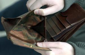 Budet från arbetsgivarna ger inget i plånboken, skriver företrädare för IF Metall. Foto Leif R Jansson
