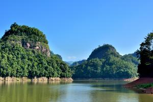 I provinsen Fujian ska man bygga ett nytt konstmuseum - och en helt ny ö som museet ska stå på.