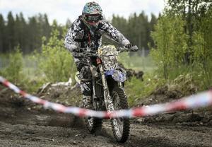 Patrik Gill, Timrå, kom trea i den äldre motionsklassen.