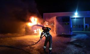 Bild: Räddningstjänsten