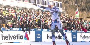 Stina Nilsson. Foto: Terje Pedersen/TT