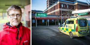 Signar Mäkitalo, smittskyddsläkare inom Region Gävleborg.