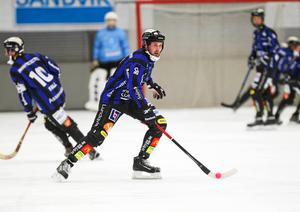 Johan Jansson Hydling tar plats i veckans lag för första gången den här säsongen.
