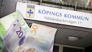 Om inget görs kommer Köpings kommuns nämnder och förvaltningar att gå med ett minus som hamnar runt eller över tio miljoner beroende på hur man räknar.