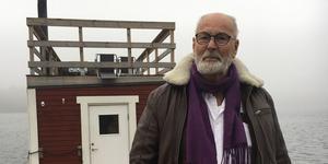Rudolf Lundin på Svartnö fyller 75 år lördagen den 10 november.