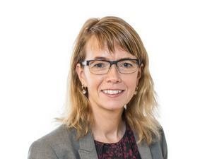 Kristina Hagberg  är chef för Förarprov vid Trafikverket.Foto: Trafikverket