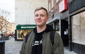 Ludvig Ingemarsson från Nyköping.