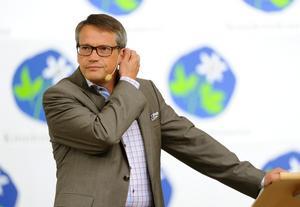 Göran Hägglund höll ett av Almedalens bästa tal.
