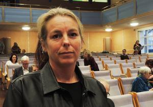 Oppositionslandstingsråd Jenny Nordahl svarar på kritiken från DT:s ledarredaktion.