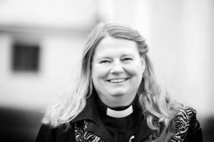 Christina Eriksson, kyrkoherde i Gävle pastorat.