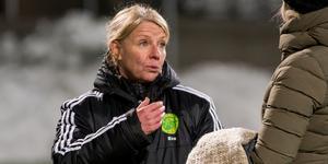 Eva Lambertsson kunde nöjt summera årets första match.