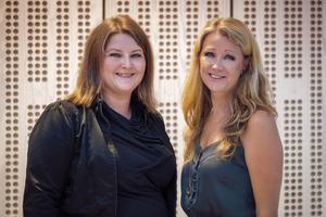 Erika Hammarberg och Lina Lövstrand startade Elaria Orchestra 2018. Foto: Pressbild