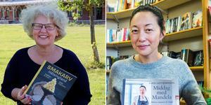 Viola Adamsson och Tove Lifvendahl har get ut egna lustfyllda och kunskapsrika matböcker. Arkivbild