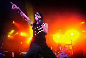 "2003 hade bandet släppt sin andra LP ""In Lust We Trust."" Foto: Marcus Ericsson"
