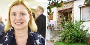 Malin Höglund (M), socialnämndens ordförande, berättar att frågan om återbruket har stötts och blötts sedan 2016 när de tvingades lämna de gamla lokalerna.