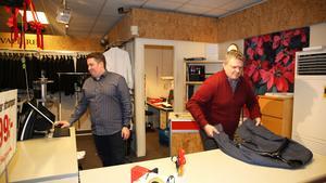 Henrik Sihvonen och Torbjörn Lundh driver numera Stilmark.