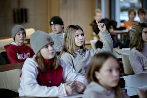 Ella Eurenius, elev i 7A undrar varför förslaget  kom så sent.