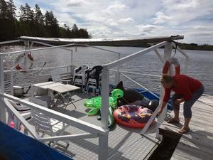Flotten som används för att köra handikappade personer på står även den här sommaren obrukbar