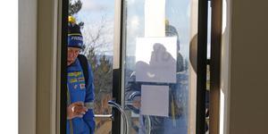 Wolfgang Pichler startar dagen med ett gympass i Idre. Det är dags för hans maxtest som han kör två gånger i veckan, han försöker att träna så ofta han bara kan.