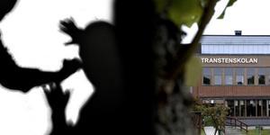 Ett slagsmål inträffade på Transtenskolan i fredags. På måndagen har skolpersonalen på skolan fått i uppgift att hålla en extra koll. Arkivfoto