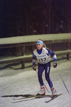 Julia Byvall, Matfors SK.