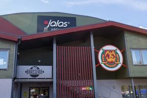 Jalas Arena är det nuvarande namnet på ishallen i Mora. Foto: Daniel Eriksson/Bildbyrån