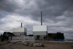 Kärnkraftverk utanför Oskarshamn. För 40 år sedan var kärnkraften mindre blockskiljande än nu. Motståndare och anhängare fanns både till höger och vänster. Foto: Adam Ihse / TT.