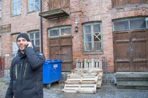 Fastighetsägaren Erik Odén planerar ännu en innergård med mixade verksamheter mitt i centrala Östersund.