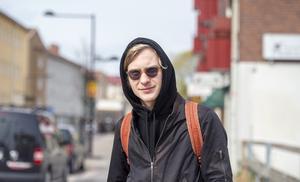 Markus Lindkvist, 25 år, student, Sundsvall: