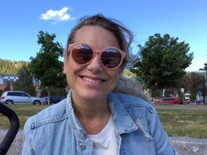 Sara Olsson, 39 år, mammaledig, Alliero