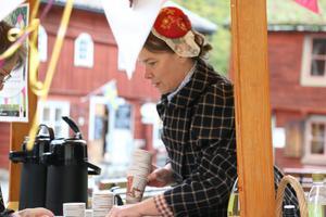 Maria Gustafsson, enhetschef för Wadköping tycker nomineringen är ett erkännande för allt arbete som har lagts ned i Wadköping.