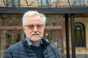Bengt-Göran Persson (M) sitter i styrelsen i Näringslivsbolaget och berättar att ett beslut om vem som tar som vd kan fattas redan på fredag.