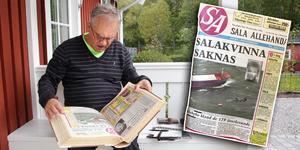 Dåvarande sjukhusprästen Peter Gergely stöttade de anhöriga vid Estoniakatastrofen 1994.
