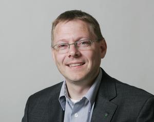 Per Lodenius (C). Foto: Riksdagen