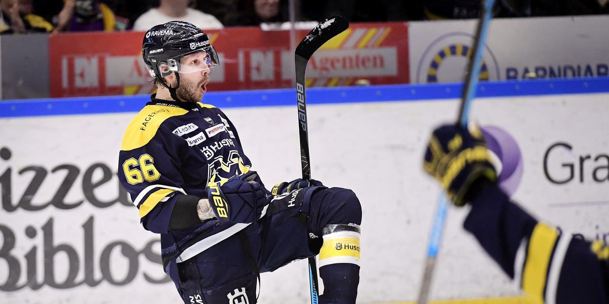 Uppgifter: HV71 vill ha tillbaka Alexander Ytterell