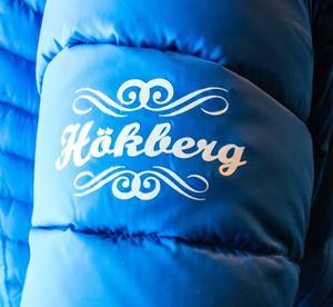 Vasaloppets snyggaste logga, tycker i alla fall Hökbergs funktionärer, som kanske inte är helt opartiska.