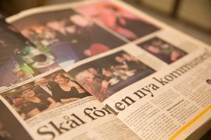 Vid nyåret till 1999 firades det i Nykvarn som just blivit egen kommun.