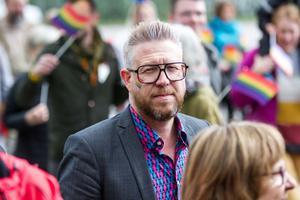 På plats var också Hans-Åke Oxelhöjd, samhällsutvecklingschef vid Nordanstigs kommun.