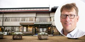 Kommunalrådet Anders Häggkvist (C)