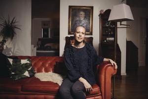 Anna Rydne bor så gift- och skräpfritt som möjligt. Hon tror på att göra små förändringar som ger stor effekt. Foto: Erik Simander / TT