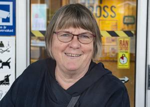 Eva Norberg, 65+, pensionär, Sundsvall