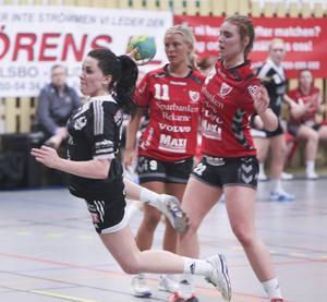 Maja Allgulander gjorde elva mål när Strand mötte Eskil.