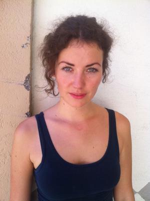Astrid Menasanch Tobieson.