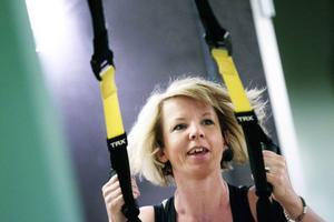 Anna Maria Alvebro vill utveckla sin träningsverksamhet ytterligare med bland annat en större relax och gymavdelning.